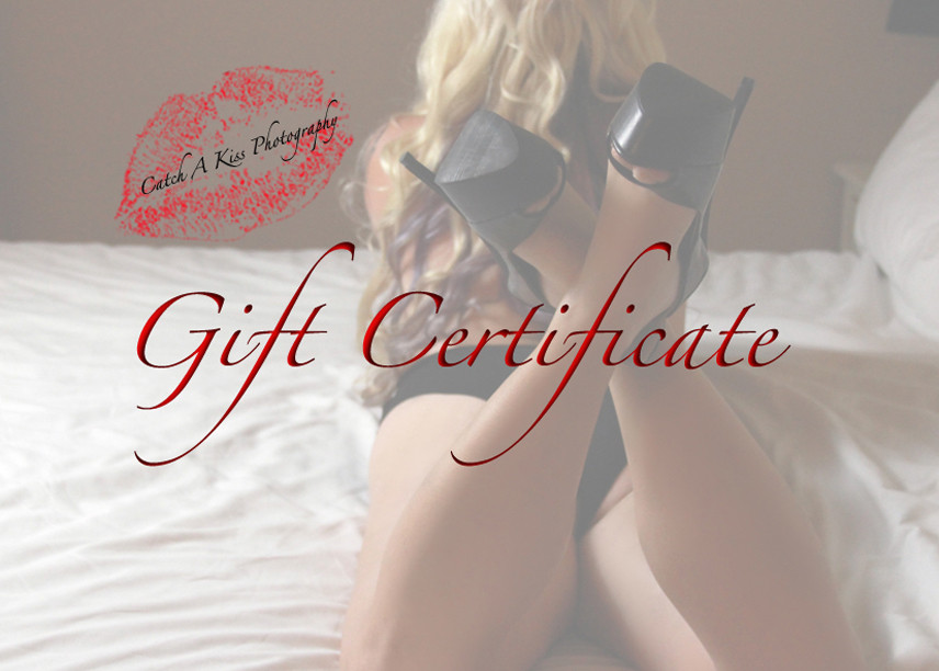 We Have Gift Certificates!!!