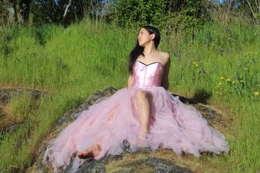 Glam the Dress Photoshoot