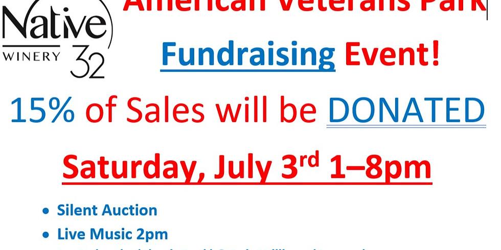 American Veteran's Park Fundraising Event
