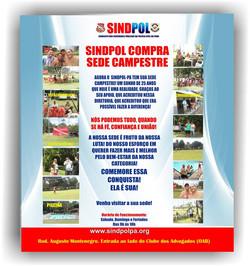 SINDPOL COMPRA SEDE CAMPESTRE