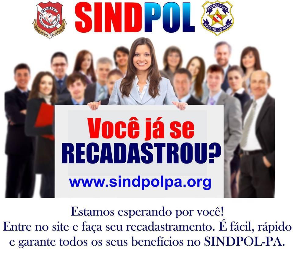 CAMPANHA DE RECADASTRAMENTO