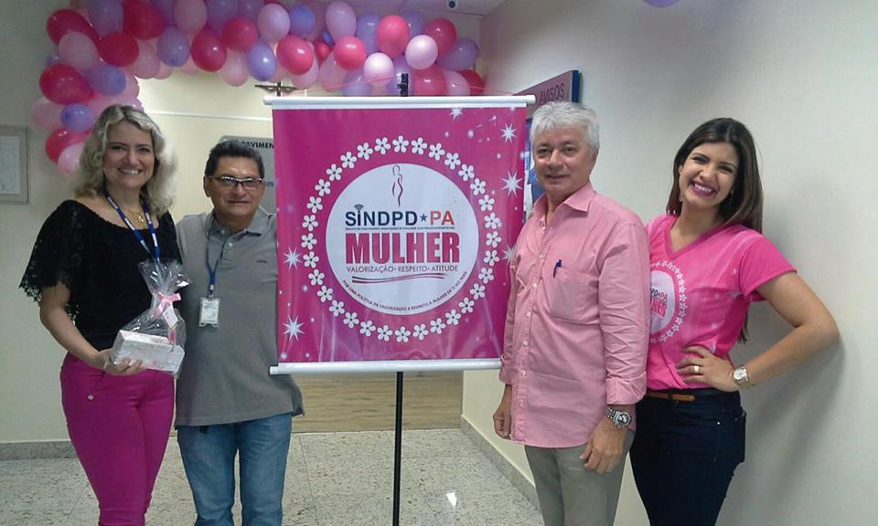 SINDPD-PA MULHER
