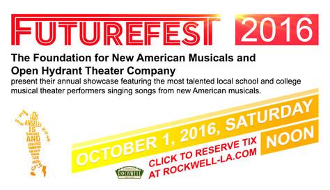 Future Fest @ Rockwell!