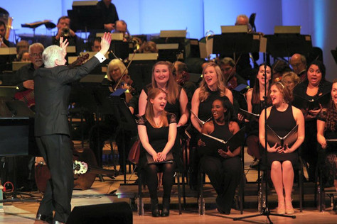 Hartford Symphony Orchestra and Goodspeed Musicals Celebrate the Best of Broadway!
