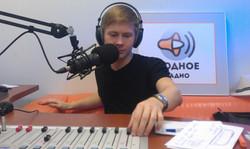 ведущий радио прямой эфир