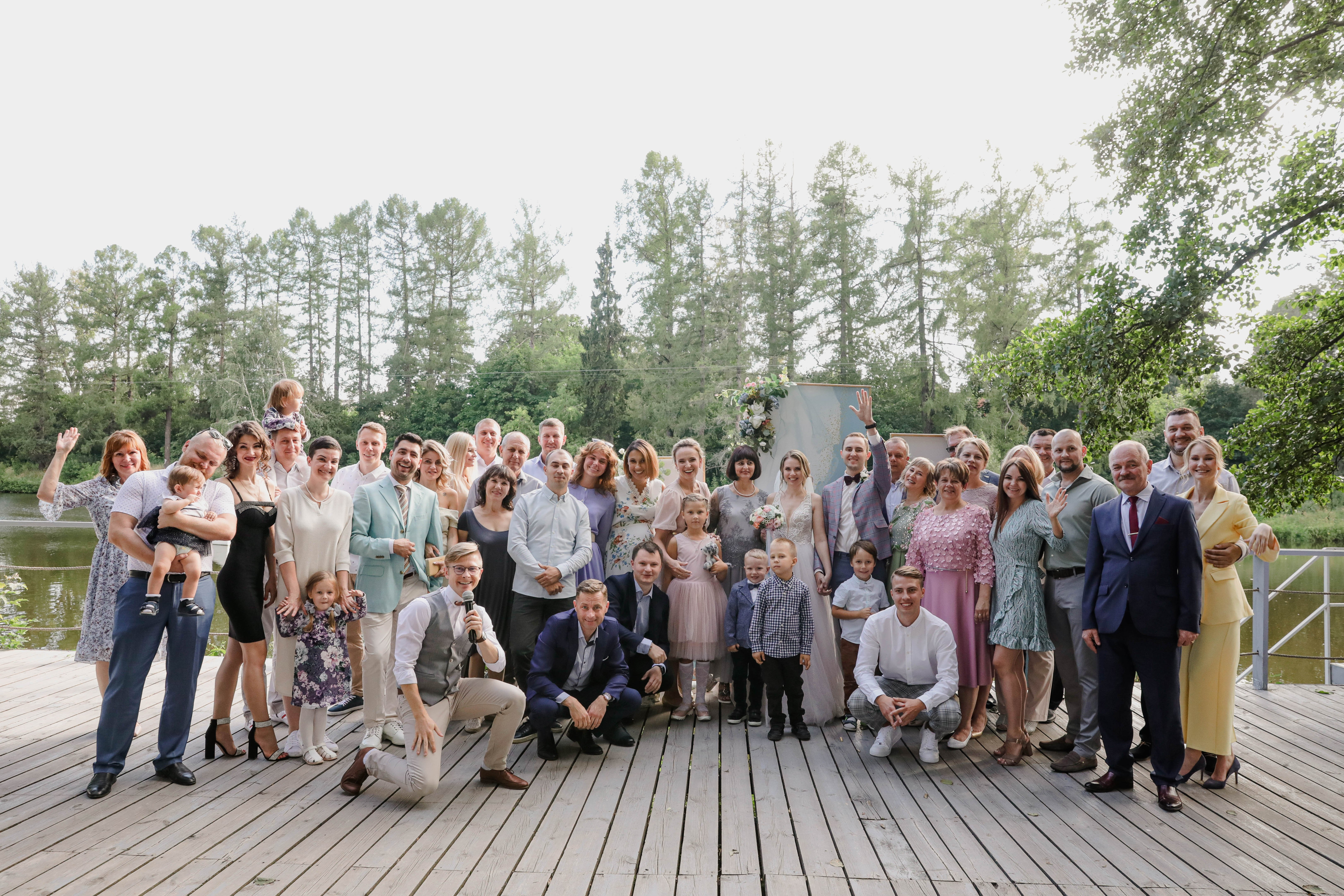 Парк-отель Воздвиженское Ведущий Кудлай Антон