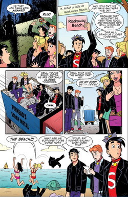 Archie Meets Ramones sample page 3