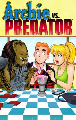 Archie Vs Predator by Gisele