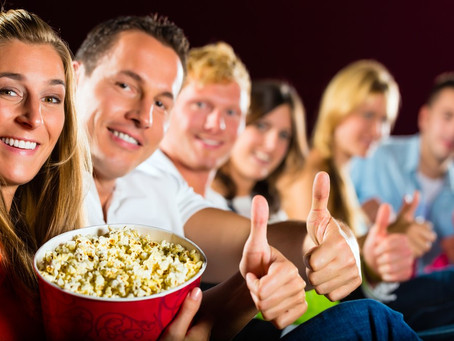 Why your wellbeing strategy should include a trip to the cinema...