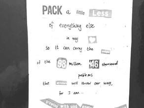 Pack | Madhu S @notesonmotherhood