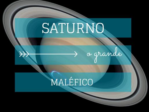 O inevitável caminho de Saturno