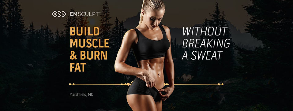 Build muscle and burn fat without breaking a sweat with Emsclupt