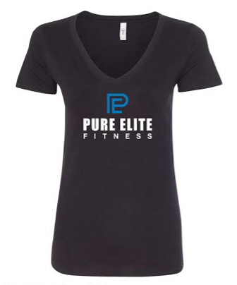 Women's PEF Logo Short Sleeve Shirt
