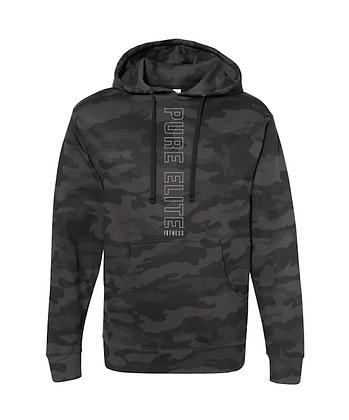 Unisex PEF Hooded Pullover Sweatshirt