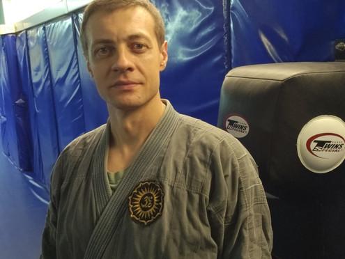 Открыт новый зал занятий Боевой и Классической Йоги
