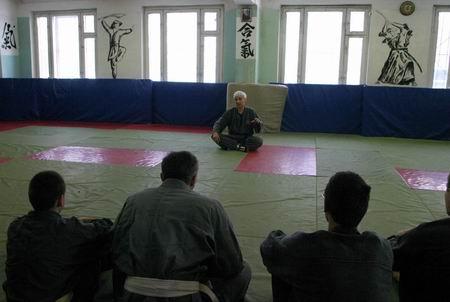 Вадим Джамшидович и ученики