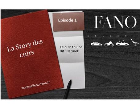 La Story des cuirs en sellerie Episode #1