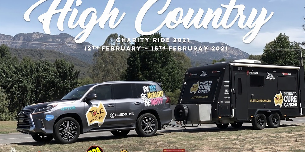 High Country Charity Ride 2021