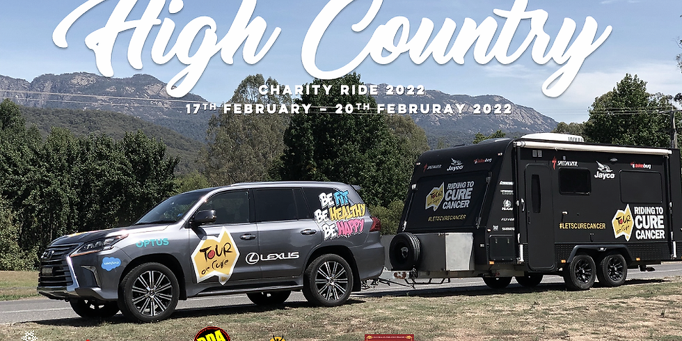 High Country Charity Ride 2022