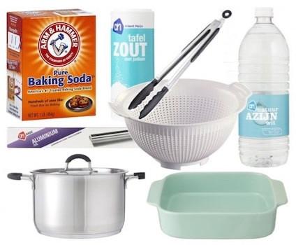 suusmaaktschoon.nl | suus maakt schoon | zilver poetsen | zilver reinigen | baking soda
