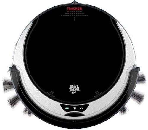 suusmaaktschoon.nl | suus maakt schoon | robotstofzuiger | robot stofzuiger | beste | Dirt Devil Tracker M613 robotstofzuiger