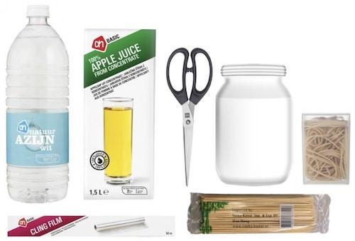 suusmaaktschoon.nl | suus maakt schoon | fruitvliegjes bestrijden | fruitvliegjes vangen | fruitvliegjesval