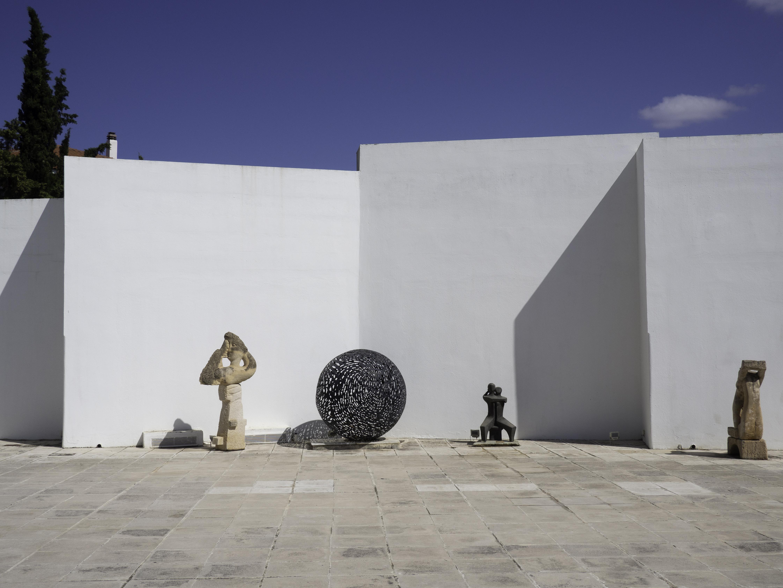 VORRES MUSEUM. GREECE