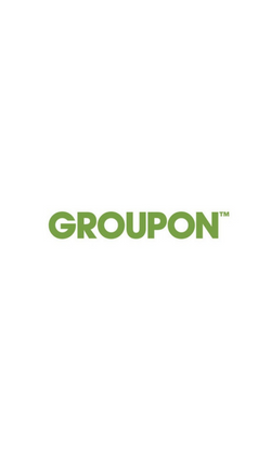 Groupon Logo Home Page