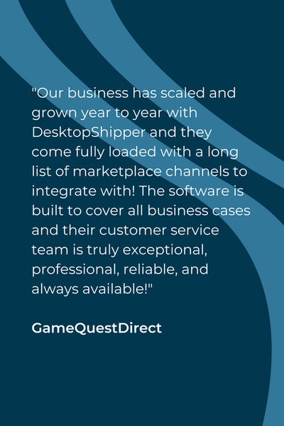 GameQuest Direct Testimonial