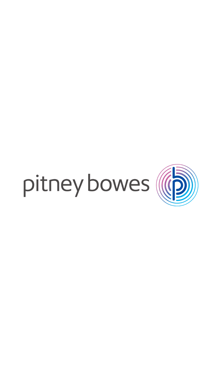 PitneyBowes Logo Home Page