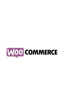 WooCommerce Logo Home Page