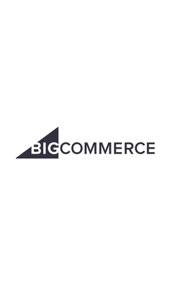 Big Commerce Logo Home Page