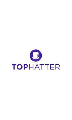 TopHatter Logo Home Page (1)