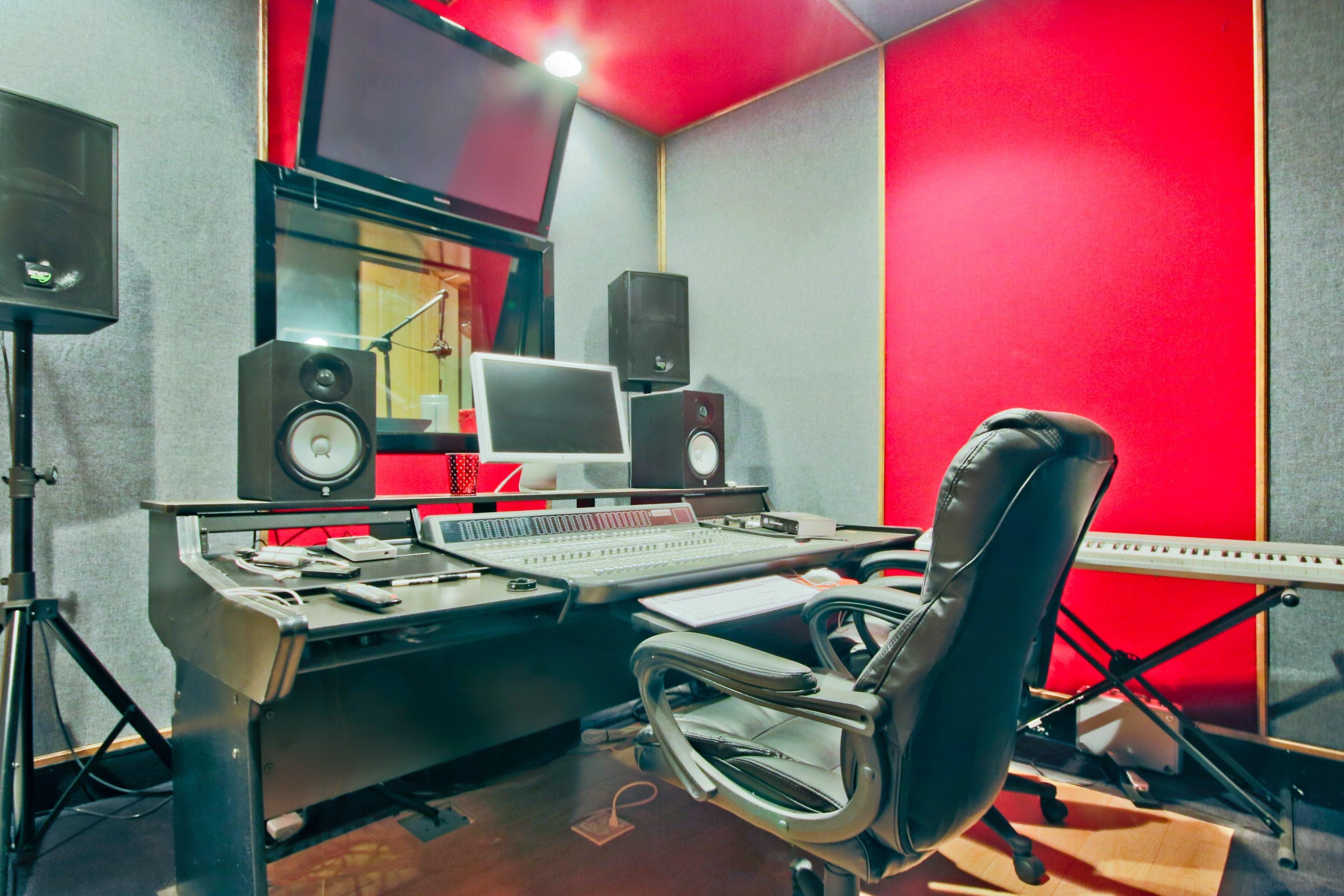 066_Recording Studio