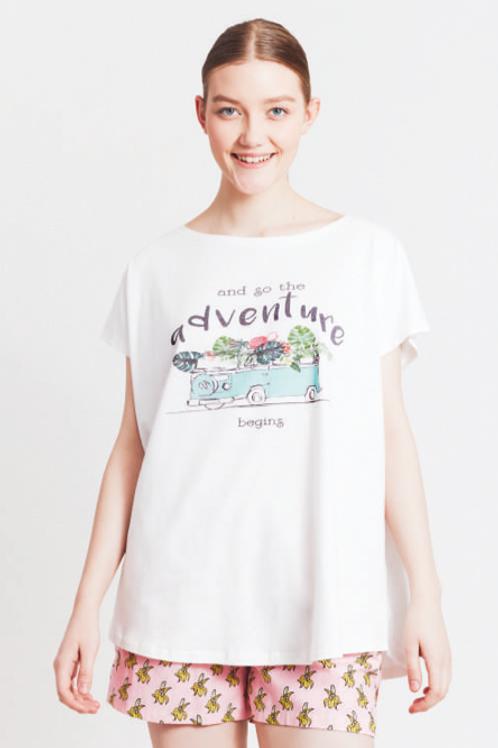 LA-BAGGYBUS T-Shirt
