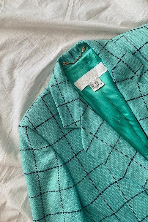 Vintage 90s ESCADA Wool Blazer