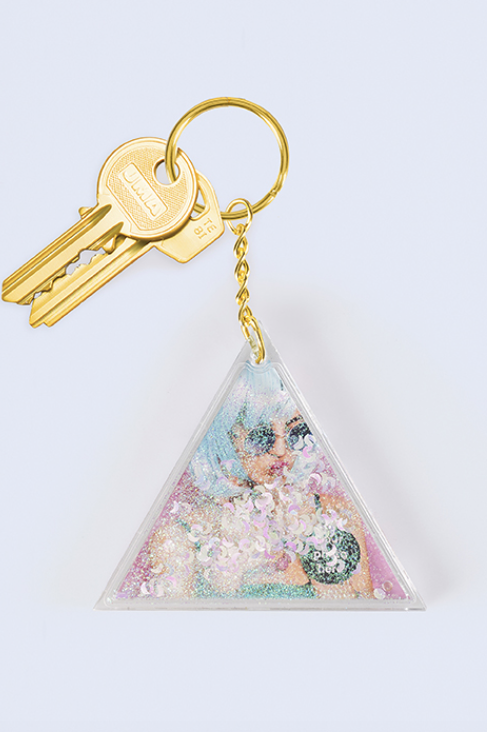 KEY CHAIN YOUR PHOTO G