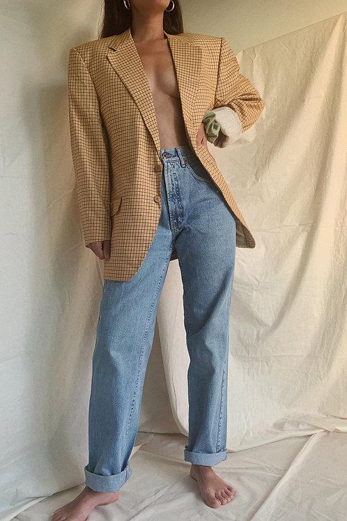 Vintage Light Denim Mustang Jeans