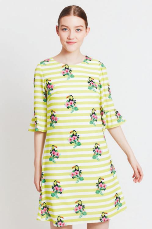 LA-DR535PELICAN Dress