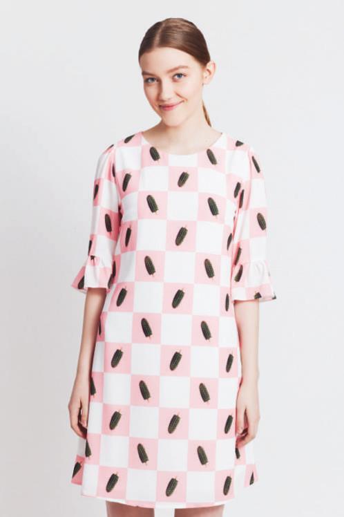 LA-DR535CACTUS Dress