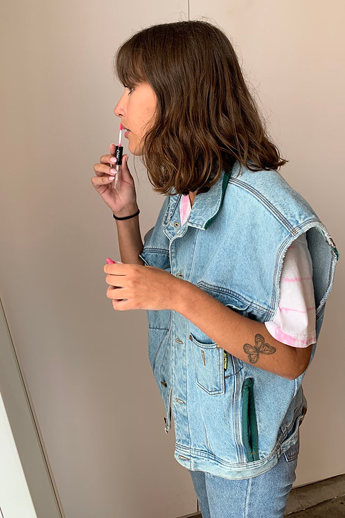 [COPY] Vintage 90s Y2K 00s Oversized Denim Vest