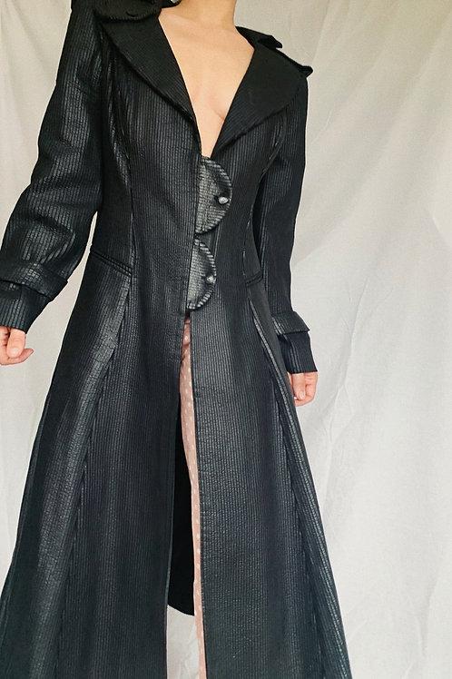 "Rare Vintage ""Fátima Lopes"" Long Coat"