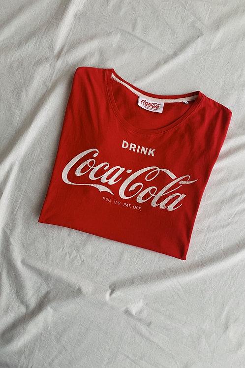 Oficial Coca cola T-shirt