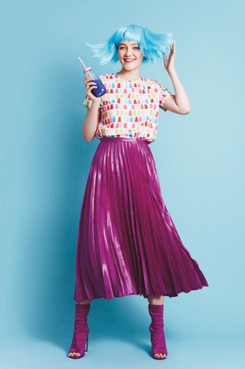 LA-SK107P Skirt