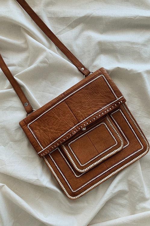 (PHOTO) Vintage Leather bag
