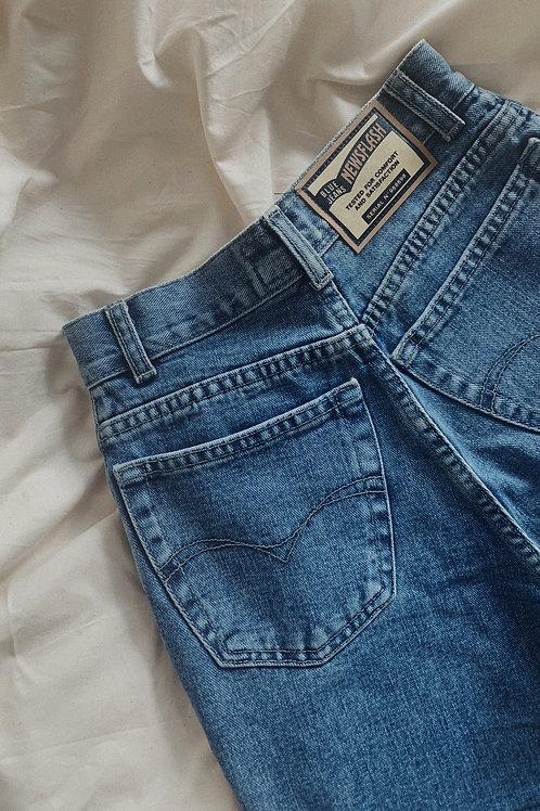 90´s Vintage Dark Denim Jeans