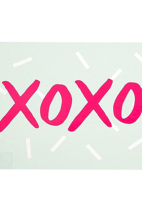 XOXO PINK