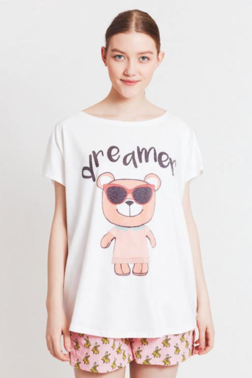 LA-BAGGYDREAMER T-Shirt