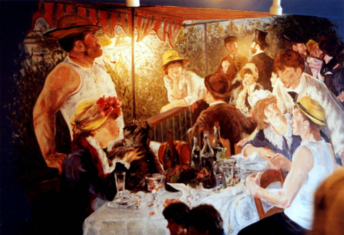 Renoir Reproduction
