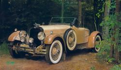 1928 Stutz Blackhawk